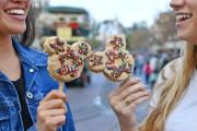 New Mickey Donut Krispy Available At Disneyland