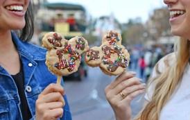 New Mickey Donut Krispy Available At Disneyland