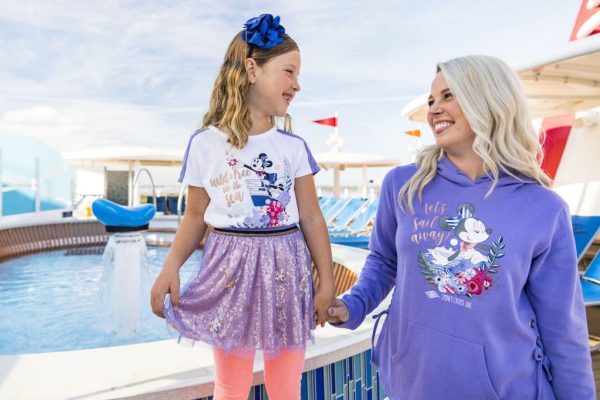 New Sail Away Minnie Collection Available On Disney Cruise Line 3