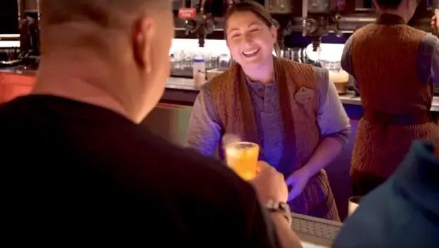 Disney Cast Members Help Make Memories at Oga's Cantina