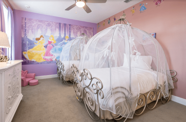 Enjoy a Stay in Disney-Themed Rooms 2