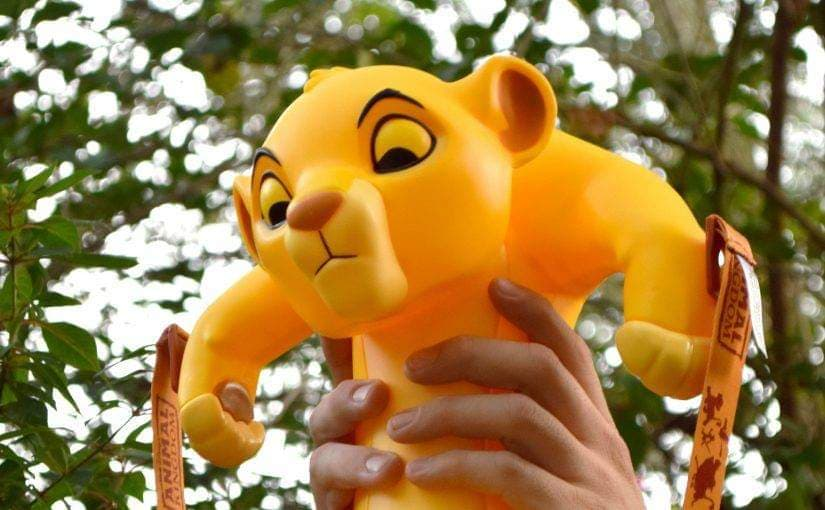 The New Simba Popcorn Bucket Making a Roar at Disney's Animal Kingdom