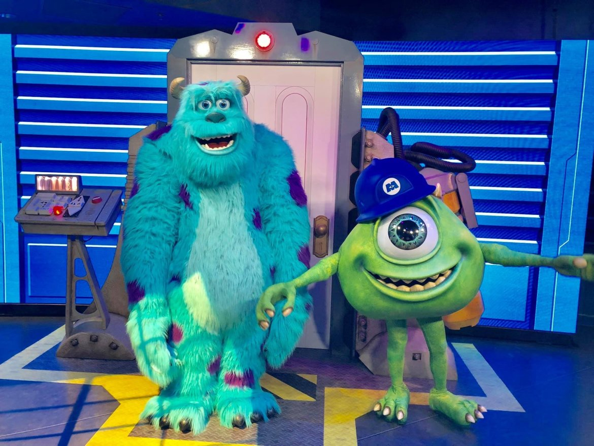 "Mike Wazowski of ""Monsters Inc."" Will No Longer Meet Guests at Disney Hollywood Studios"