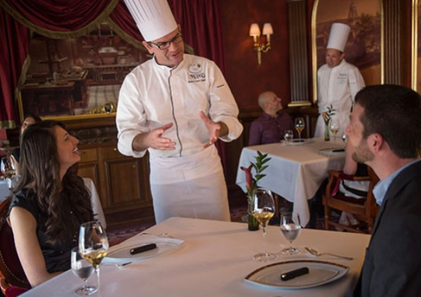 """Disney Cruise Line's """"Remy"""" Chef is Honored as One of Top 10 in the World 1"""