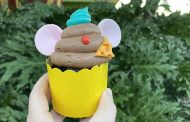 Adorable Gus Gus Cupcake Arrives At Walt Disney World