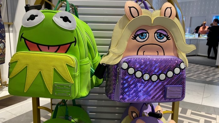 Muppets Loungefly Backpacks