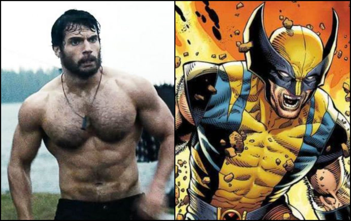 Marvel Fans are Torn Over Rumor that Henry Cavill Will Play Wolverine in 'Captain Marvel 2'