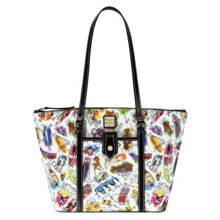 Ink and Paint Dooney Bourke