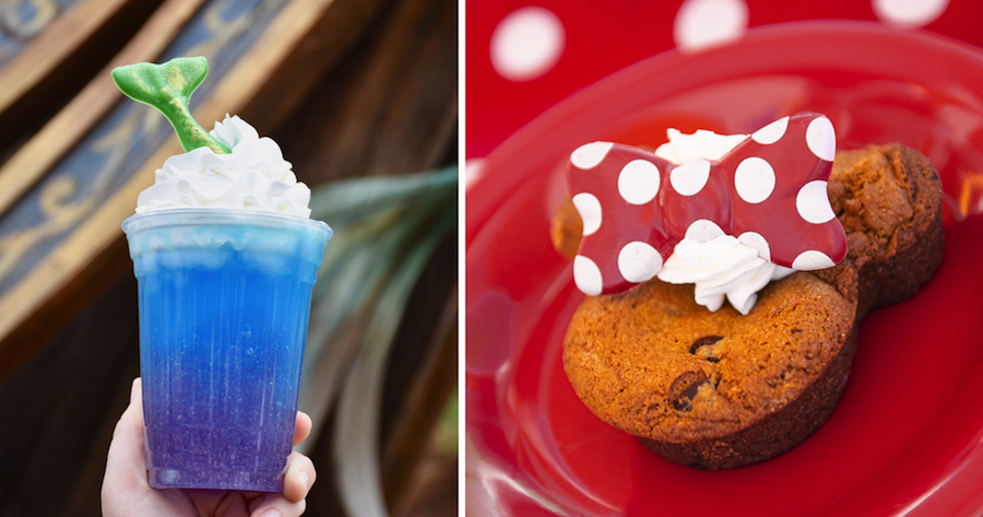 New Food and Treats at Walt Disney World