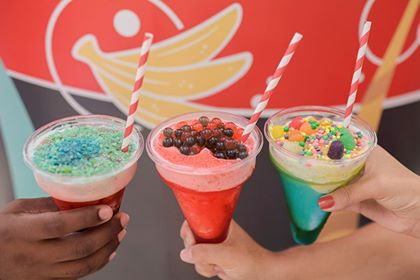 Eats and Treats at the Epcot Flower and Garden Festival 1