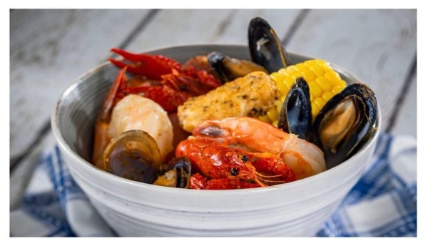 2020 Epcot Flower & Garden Festival – Outdoor Kitchens & Menus 11
