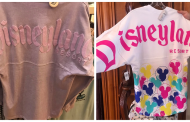 New Lavender And Mickey Balloon Spirit Jerseys At The Disney Parks