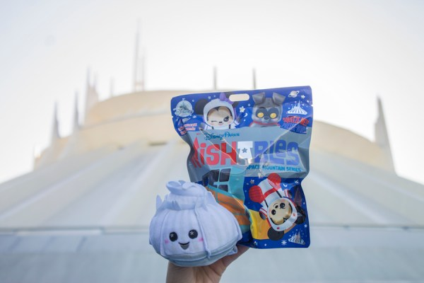 New Space Mountain Wishables Available Now! 2
