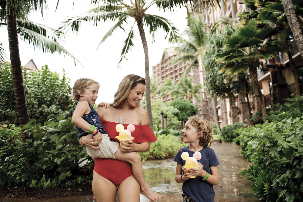 Aulani, A Disney Resort and Spa Ranked Best Family Hotel in U.S.