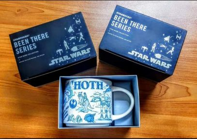 Been There – Star Wars Starbucks Mugs Are Coming Soon