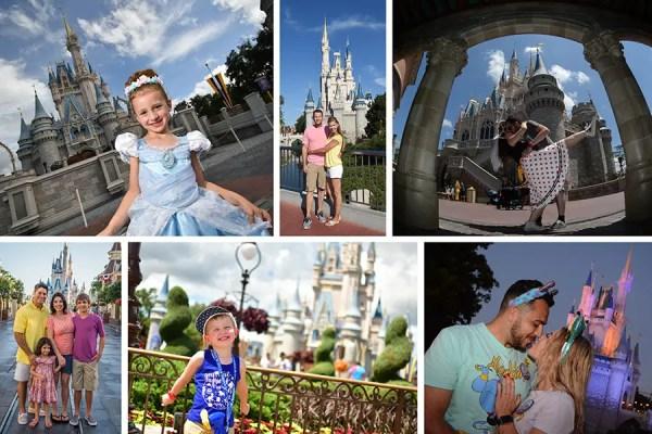 Cinderella 70th Anniversary Photo Ops At Walt Disney World! 4