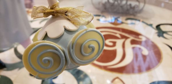 Cinderella's 70th Anniversary Carriage Cake Pop Making Its Way to the Grand Floridian 2
