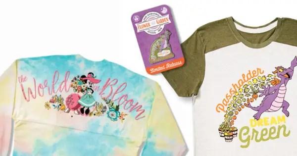 Sneak Peek Of The 2020 Epcot Flower And Garden Festival Merchandise 1