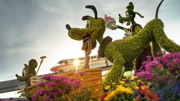 Epcot Flower and Garden Festival Kid Activities You Don't Want to Miss