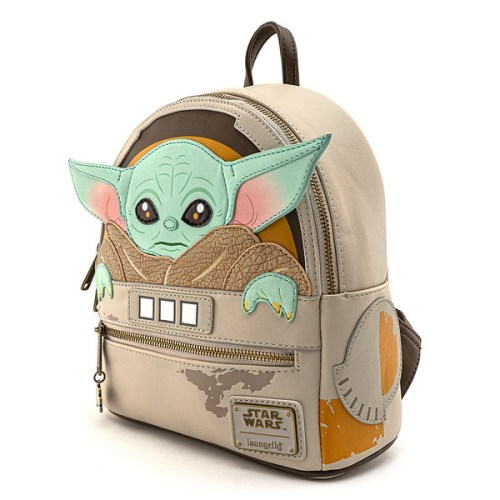 This super cute Baby Yoda Loungefly is coming this summer! 1