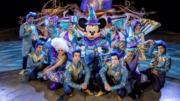 Mickey Mouse Leads 'Magic Happens' Parade at Disneyland 2