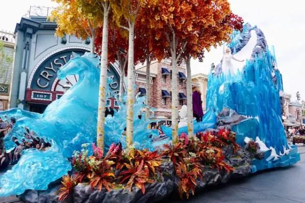Disneyland Premieres New Magic Happens Parade 3