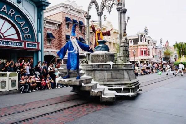 Disneyland Premieres New Magic Happens Parade 4