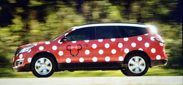 WDW Minnie Van Service Gets Extended Hours and Rates Rise For Airport and Cruise Transport 1