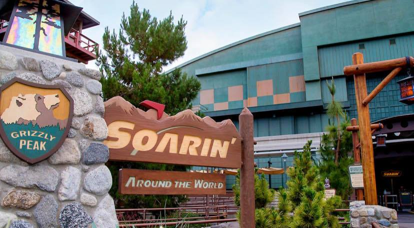 Soarin Over California Returning For A Limited Time Only