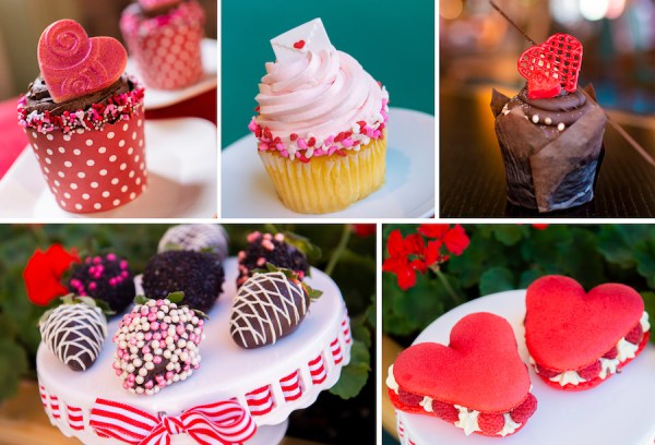 Food Guide to Valentine's Day Treats at Walt Disney World 6