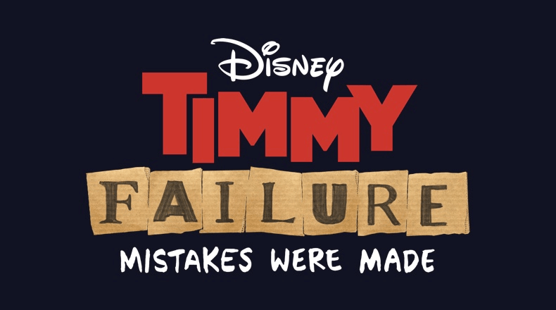 Disney's Timmy Failure: Mistakes Were Made Debuts Today On Disney+