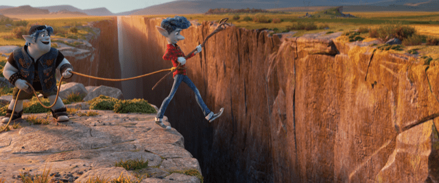 Pixar's Onward: Bridging the Familial Gap