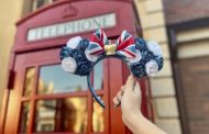 New United Kingdom Minnie Ears And More Now At Epcot