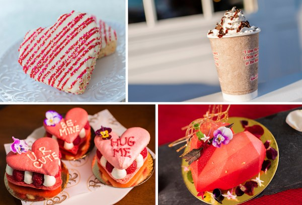 Food Guide to Valentine's Day Treats at Walt Disney World 5