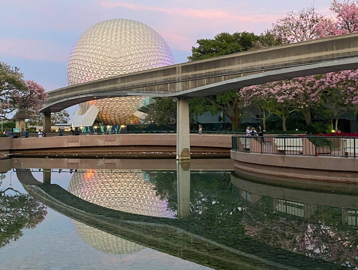 Spend a Virtual Day at Epcot