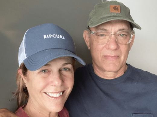 Tom Hanks & Rita Wilson share health update