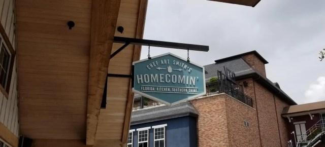 Homecomin Brunch