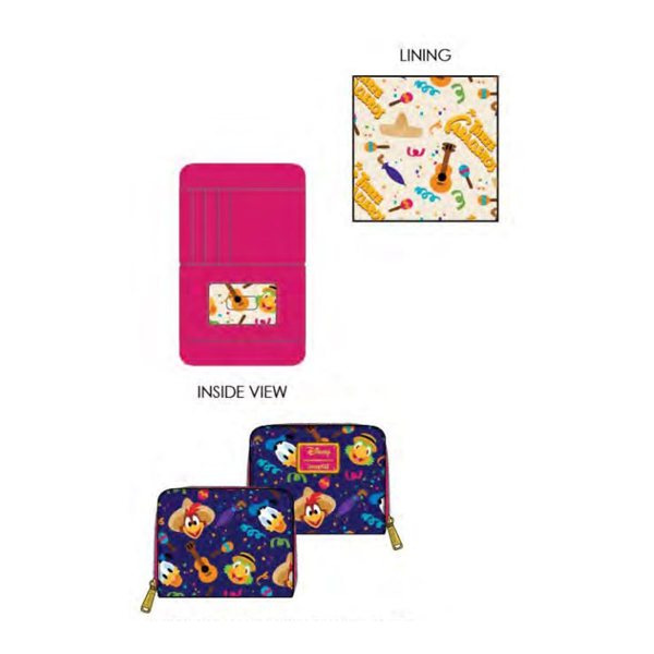 The The Three Caballeros Loungefly Collection Is A Melody Of Style 2