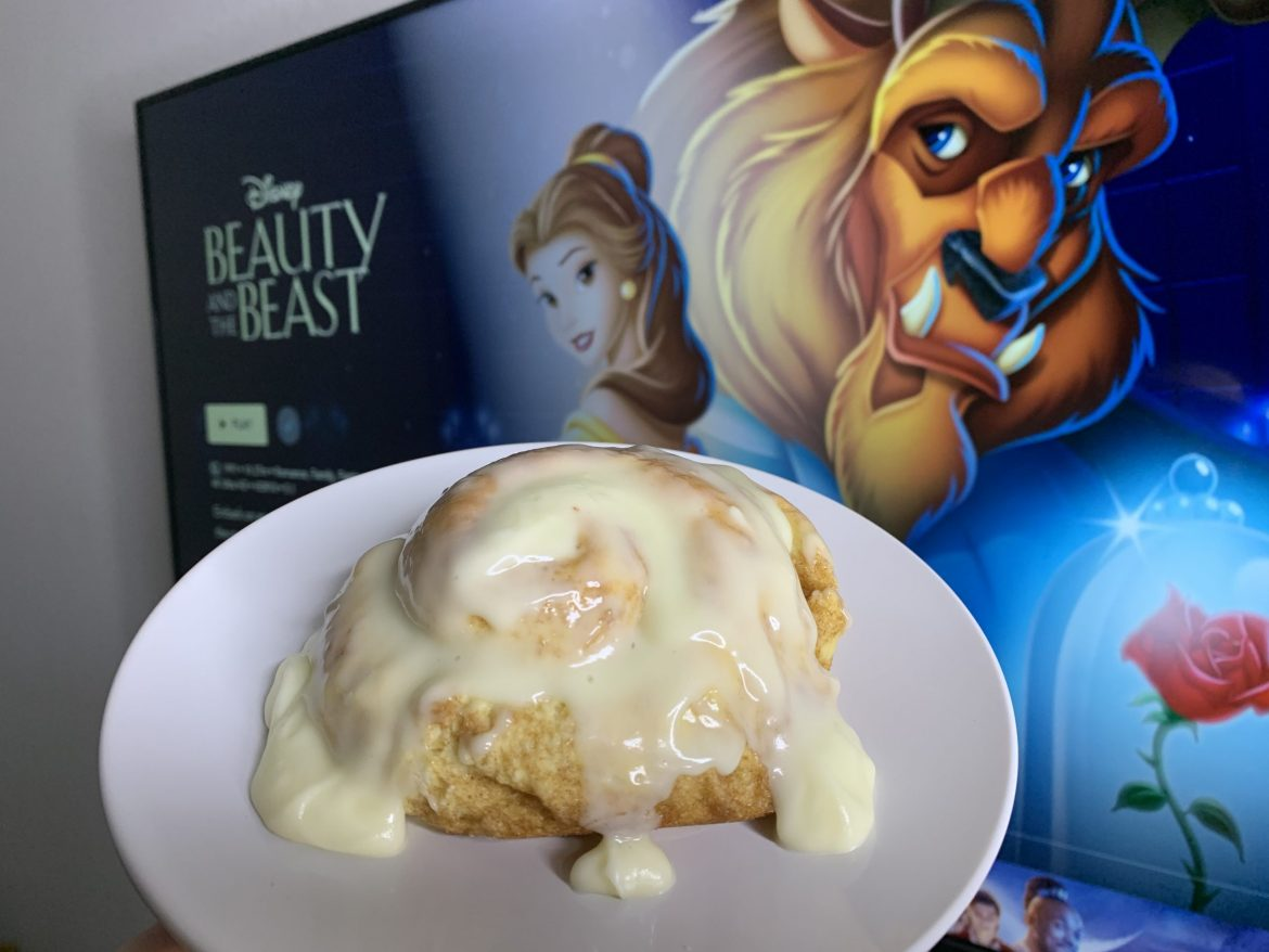 Try these Cinnamon Rolls from Gaston's Tavern