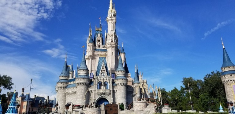 Florida Gov. Ron DeSantis says state is working on a way to auto enroll furloughed Disney Cast Members