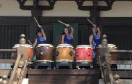 Final performance of Matsuriza Taiko Drum Group in Epcot