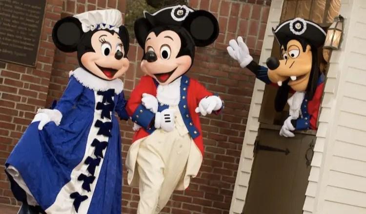 Learn All About American History Through Disney's Magic Kingdom