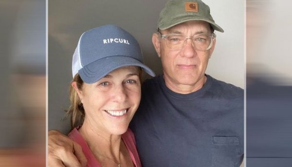 Rita Wilson and Tom Hanks Return Home to the US and Are Recovering from Coronavirus 1