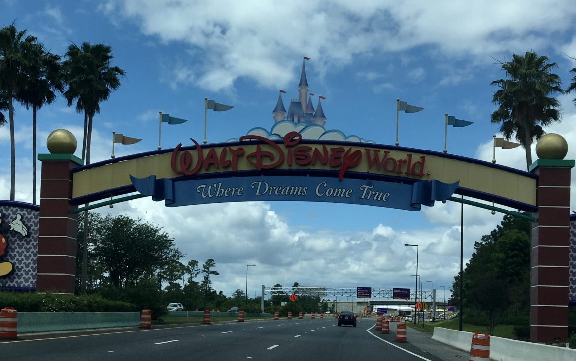 Make Quarantine Sound a Little More Magical with Disney Ride Music