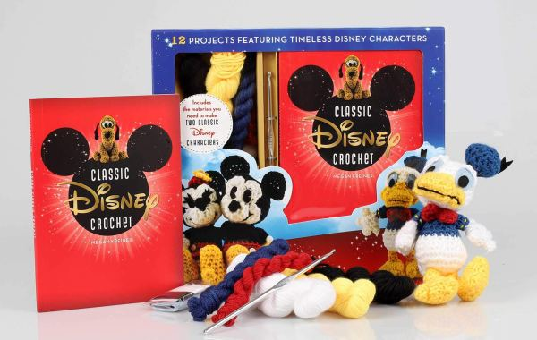Crochet or Knit Disney Characters While Spending Time at Home 2