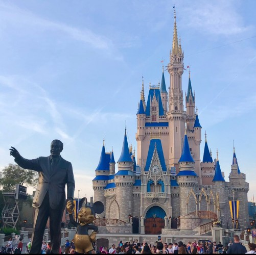 Walt Disney World might be closed longer than expected 1