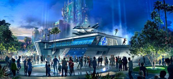 Marvel's Avengers Campus opening this July in Disney California Adventure 3