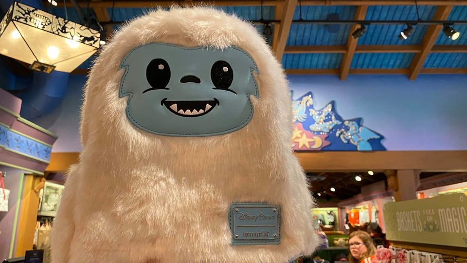 New Yeti Loungefly Backpack Is An Avalanche Of Cuteness