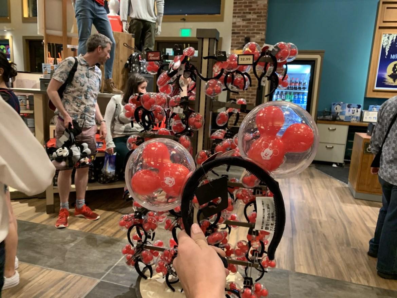 Mickey Light-Up Balloon Ears Have Finally Arrived at Walt Disney World