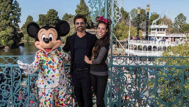 "John Stamos Shares Message of Hope Using ""It's A Small World"" Lyrics"